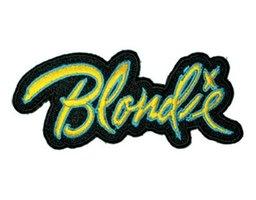 Blondie patch logo
