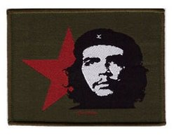 Che Guevara patch 'rode ster'