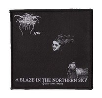 Darkthrone patch 'A Blaze In The Northern Sky'