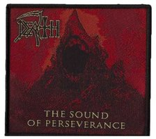Death patch 'The Sound Of Perseverance'