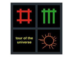 Depeche Mode patch  'Tour of the Universe'