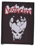 Destruction patch - Skull