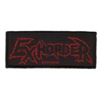Exhorder patch 'Logo'