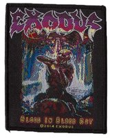 Exodus patch 'Blood in, blood out'