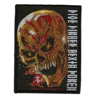 Five Finger Death Punch patch 'And Justice For None'