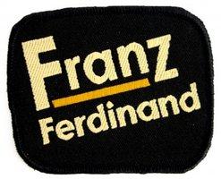 Franz Ferdinand patch 'logo'