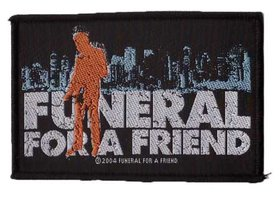Funeral For A Friend patch