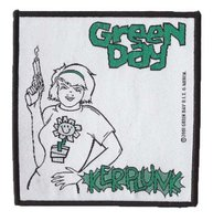Green Day patch 'Kerplunk'