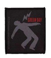 Green Day patch 'Lightning Bolt'
