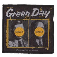 Green Day patch 'Nimrod'