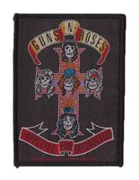 Guns N' Roses patch 'Appetite for Destruction'