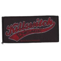 Killswitch Engage patch 'Baseball logo'