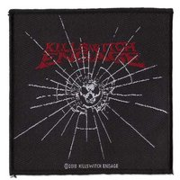 Killswitch Engage patch 'Shatter'