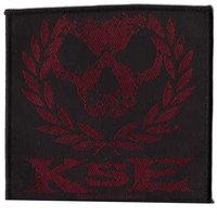 Killswitch Engage patch 'Skull Wreath'