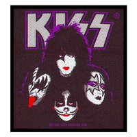 KISS patch 'Faces'