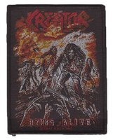 Kreator patch 'Dying Alive'