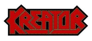 Kreator patch 'logo'