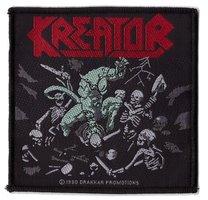 Kreator patch 'Pleasure to Kill'