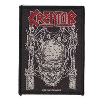 Kreator patch 'Skull and Skeletons'