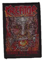 Kreator patch 'Terror Will Prevail'