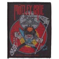 Motley Crue patch - Allister Fiend