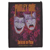 Motley Crue patch - Theatre Of Pain