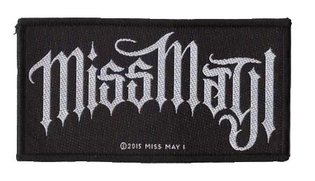 miss may i patch 'logo'