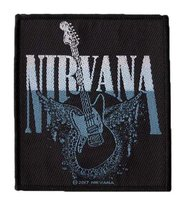 Nirvana patch - Guitar