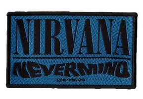 Nirvana patch - Nevermind