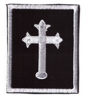 patch 'Christelijk kruis'
