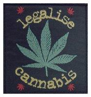 patch 'Legalise Cannabis'