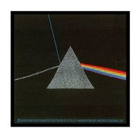 Pink Floyd patch 'Dark Side Of The Moon'