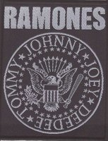 Ramones patch 'Classic Seal'