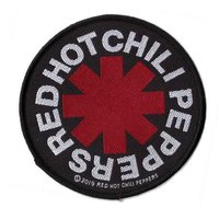 Red Hot Chili Peppers patch 'Asterisk'