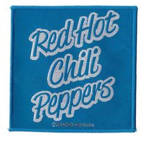 Red Hot Chili Peppers patch 'Track Top'