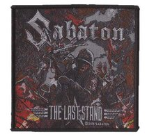 Sabaton patch 'The Last Stand'