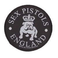 Sex Pistols patch 'Bull Dog'