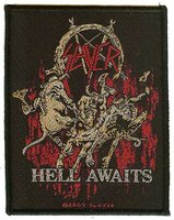 Slayer patch 'Hell Awaits'