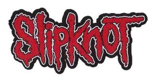 Slipknot patch 'Logo cut out'