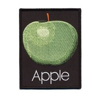 The Beatles patch 'Apple Records'