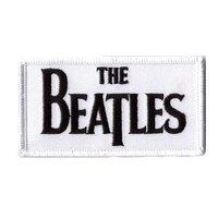 The Beatles patch 'Drop T logo'