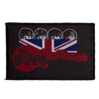 The Beatles patch 'Guitar & Union Jack'