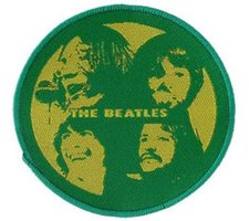 The Beatles patch 'Let it be'