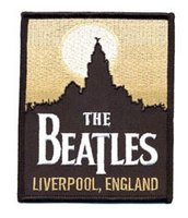 The Beatles patch 'Liverpool'