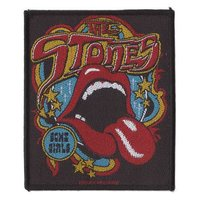 The Rolling Stones patch 'Some Girls'