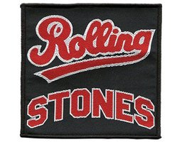 The Rolling Stones patch 'team logo'