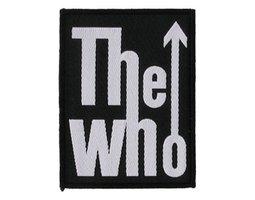 The Who patch 'Arrow Logo'