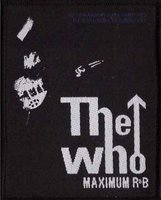 The Who patch 'Maximum R&B'
