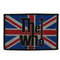 The Who patch 'Union Flag Logo'