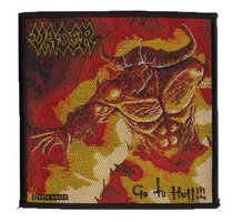 Vader patch - Go To Hell